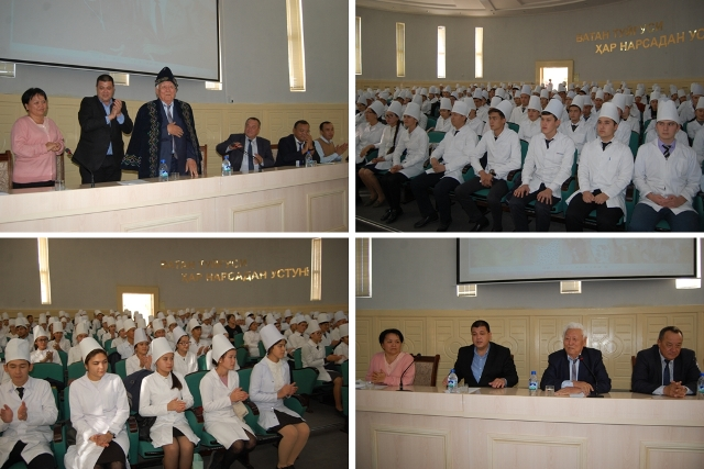 .jpg - The ceremonial meeting devoted to the 85-th jubilee of Academician Jumanazar Bazarbaev was held at Nukus branch of TPMI