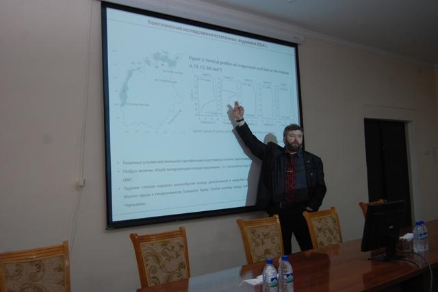 DSC 8788 - Превратился ли Арал в мертвое море? Отвечает российский ученый, 21 раз организовавший  экспедицию на Арал