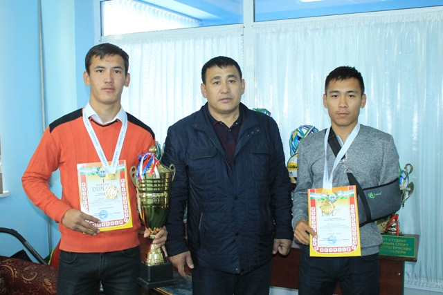 IMG 6369 - Good new! Students of the institute became the winners of  Uzbekistan Cup in rugby