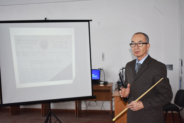 DSC 0034 - What are the advantages of a five-ball system of assessment? A seminar was held at the Faculties of Physics-Labour and Mathematics-Informatics