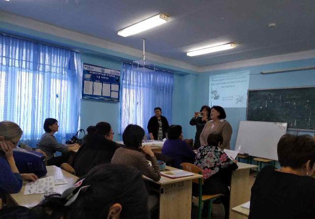 1 4 - «Применение интеллект-карты при изучении русского языка и литературы»