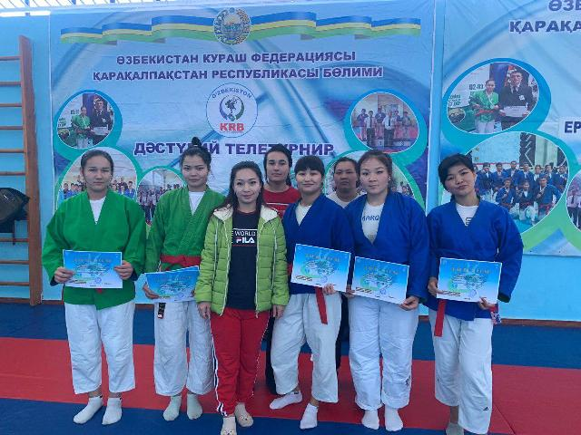 %D0%9D%D1%83%D1%802 - The students of the institute achieved success at the stage of the  competition  «Universiad-2019»held in Karakalpakstan