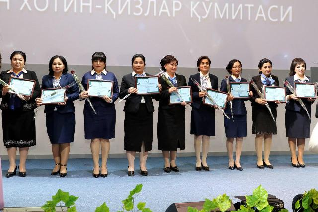 %D0%A8%D0%B0%D1%85%D0%BB%D0%BE1 - The project of  the institute's teacher took place at the contest «The best 100 innovative projects of women and girls of Uzbekistan»