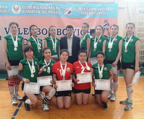 .jpg - Институтымыздың қызлар волейбол командасы Өзбекстан чемпионатында 2-орынды ийеледи
