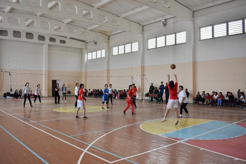 DSC 0200 - Институтта «Спорт айлығы»на старт берилди