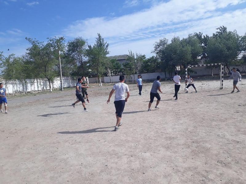 photo 2019 05 24 10 52 27 - #Спорт_айлығы: Дене мәденияты факультетинде мини футбол бириншилиги