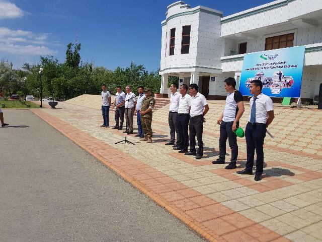 1 3 - Институтымыз командасы «Мега спорт» жарысының Қарақалпақстан басқышында 2-орынды ийеледи
