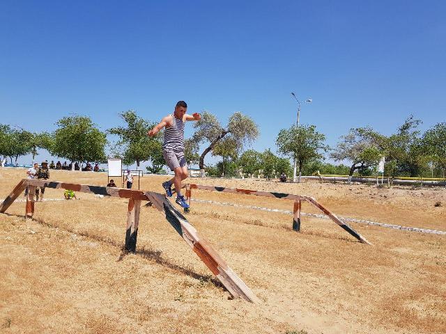 3 3 - Институтымыз командасы «Мега спорт» жарысының Қарақалпақстан басқышында 2-орынды ийеледи