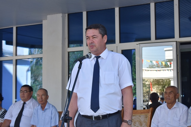 DSC 0006 - «You are the greatest place of knowledge»: Awarding ceremony at Nukus State Pedagogical Institute
