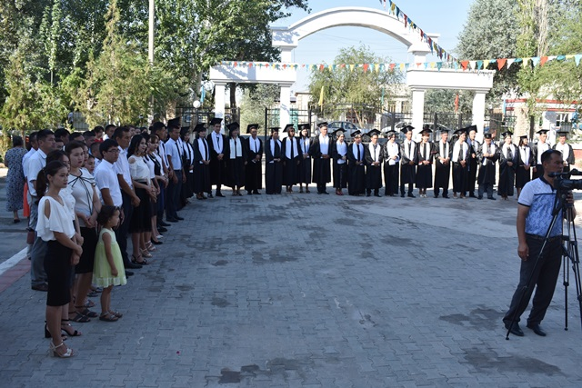 DSC 0060 - «You are the greatest place of knowledge»: Awarding ceremony at Nukus State Pedagogical Institute