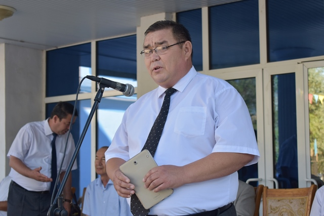 DSC 0067 - «You are the greatest place of knowledge»: Awarding ceremony at Nukus State Pedagogical Institute