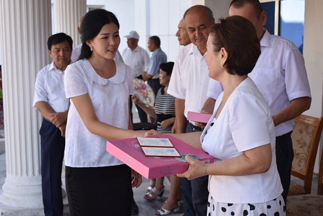DSC 0204 - «You are the greatest place of knowledge»: Awarding ceremony at Nukus State Pedagogical Institute