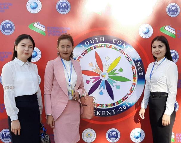 1 10 - Институтская молодежь составила самый лучший проект на «Конференции молодежи Азии» и заняла 1-е место