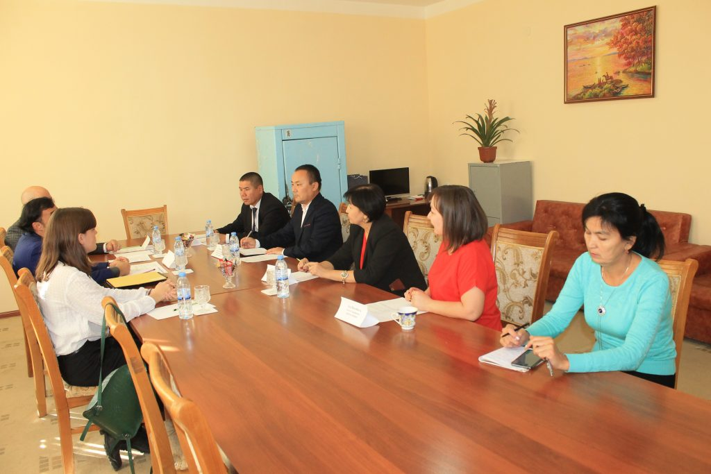 3 2 1024x683 - Nukus State Pedagogical Institute will take an active part in educational programs  of the USA