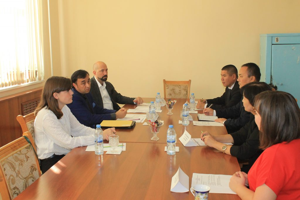 4 1 1024x683 - Nukus State Pedagogical Institute will take an active part in educational programs  of the USA
