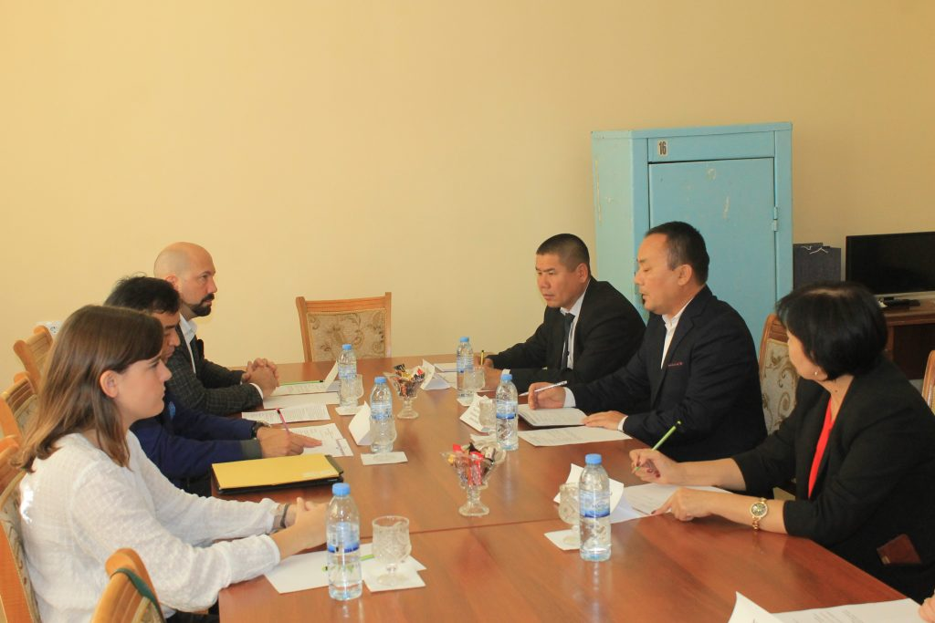 5 1024x683 - Nukus State Pedagogical Institute will take an active part in educational programs  of the USA