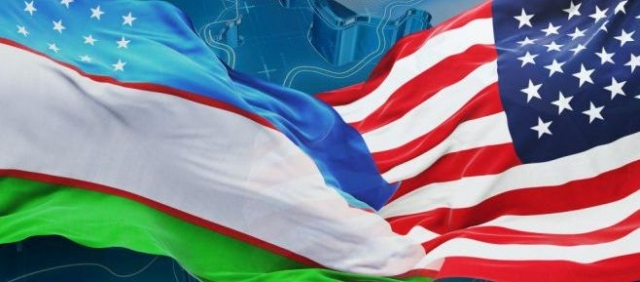 flaguz amer 1 - Nukus State Pedagogical Institute will take an active part in educational programs  of the USA