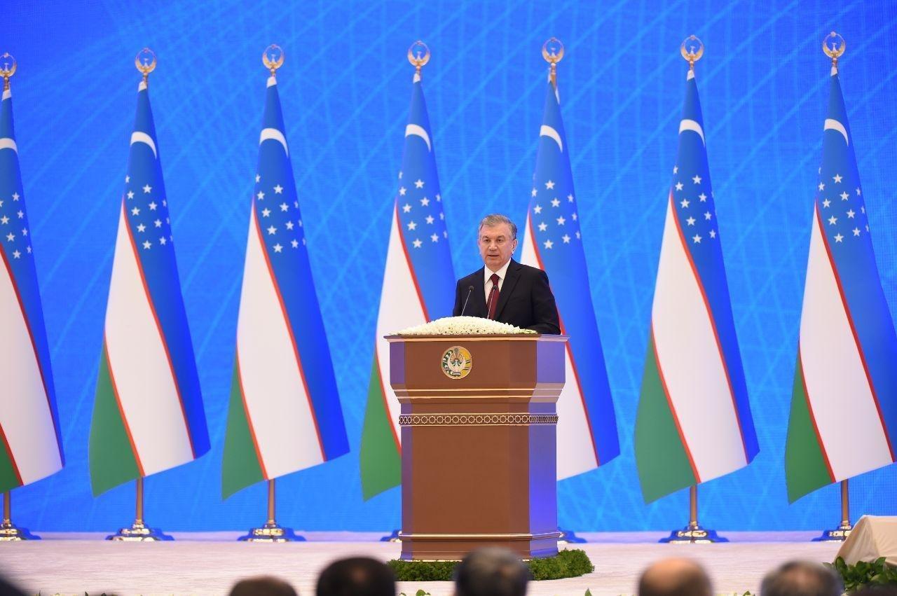 7 - Президент Шавкат Мирзиёевтиң Олий Мажлис палаталарына Мүрәжаты өз жуўмағына жетти