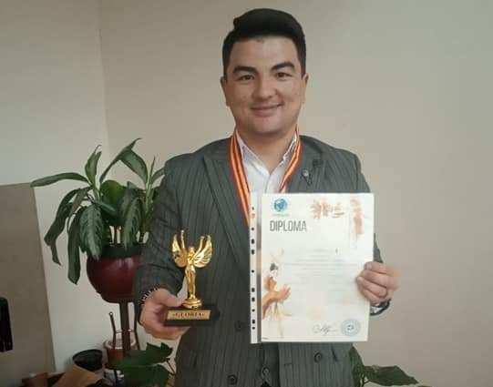 2 - НМПИ студентлери Қазақстанда өткерилген халықаралық фестивальда гран-при ҳәм 1-орынды қолға киргизди