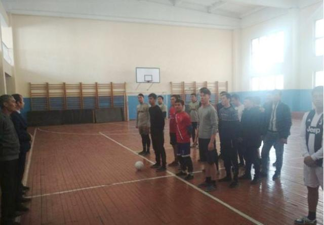 2 11 - Педагогика факультетинде байрамға арналған спорт жарысы өткерилди