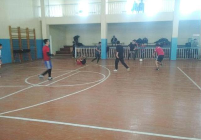 3 11 - Педагогика факультетинде байрамға арналған спорт жарысы өткерилди