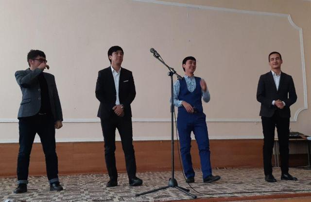 4 7 - Дене мәденияты факультетинде байрам концерти шөлкемлестирилди