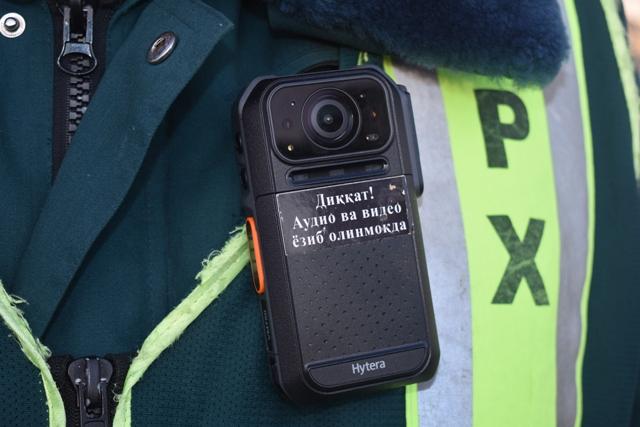 DSC 0099 - «Боди-камера»ны ЖПХ инспекторы өширип қоя алады ма? Камераның өшик я қосылып турғанын қалай билиў мүмкин? (басқа да сораўларға жуўаплар)
