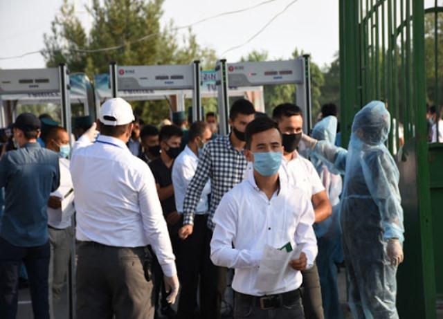 1 - Дене температурасы 37 градустан жоқары болған ҳәм тестке киргизилмеген абитуриентлер ушын тест сынақлары қашан өткерилетуғыны мәлим болды