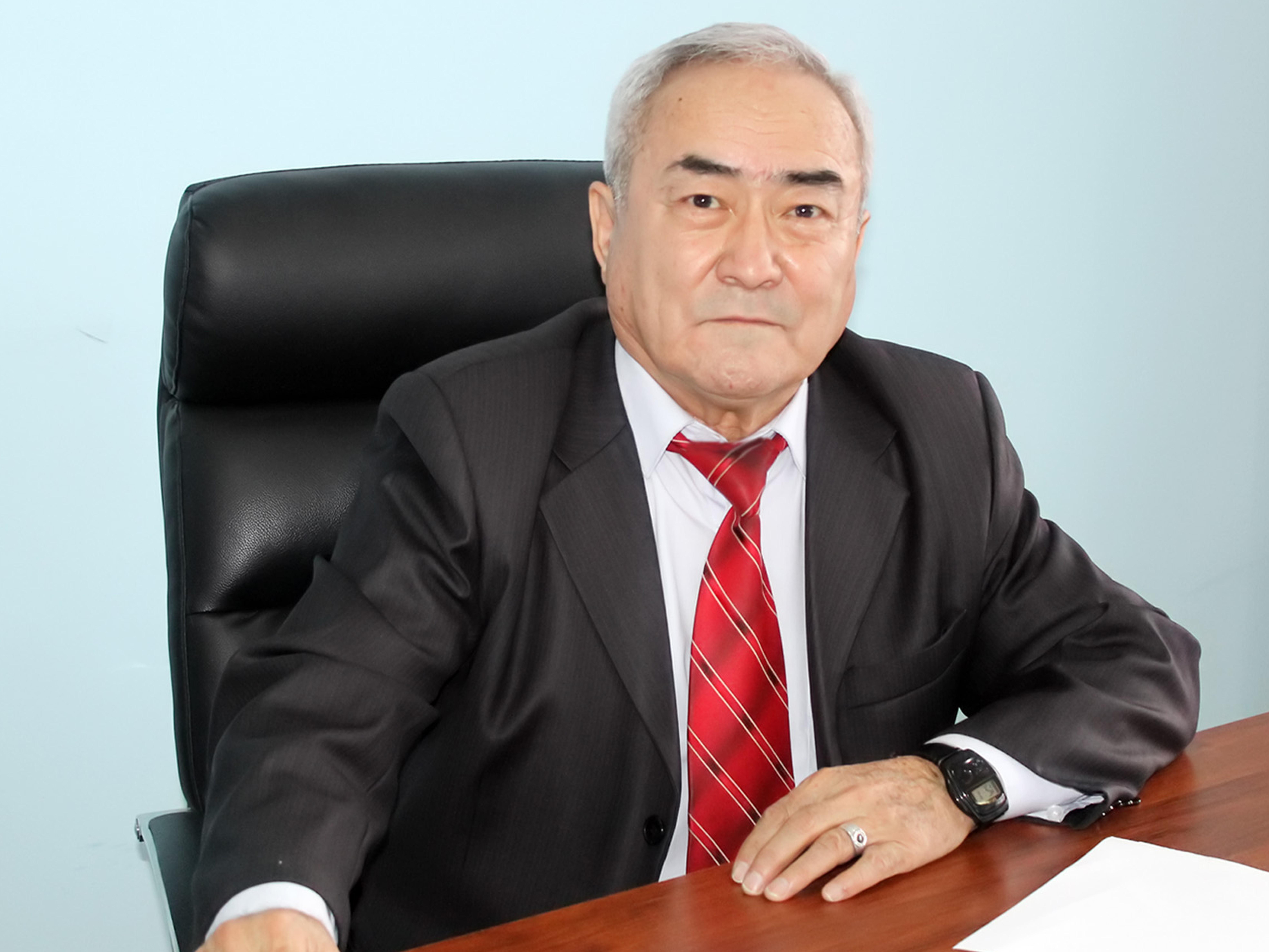 2 - «СЧАСТЬЕ – БЫТЬ УЧЕНЫМ» - считает профессор К.Кощанов