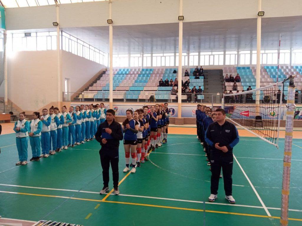 "1 1 1024x768 - A volleyball team ""NSPI"" of Karakalpakstan took a 2nd place in the championship of Uzbekistan"