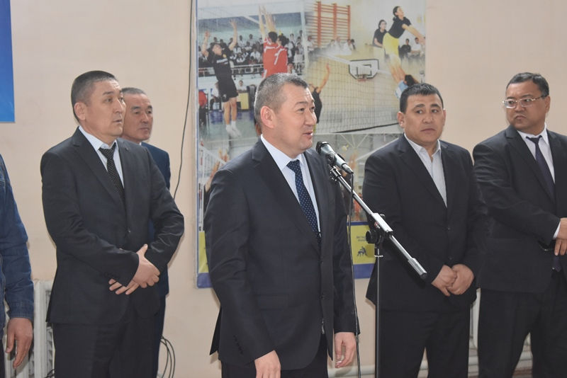 """DSC 0164 - There was held """"Rector's Cup"""" on national wrestling (kurash)"""