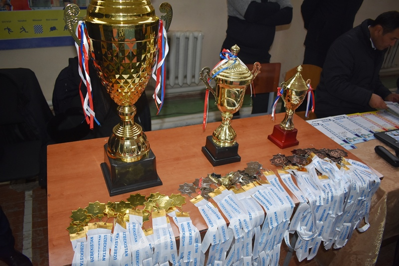 """DSC 0297 - There was held """"Rector's Cup"""" on national wrestling (kurash)"""