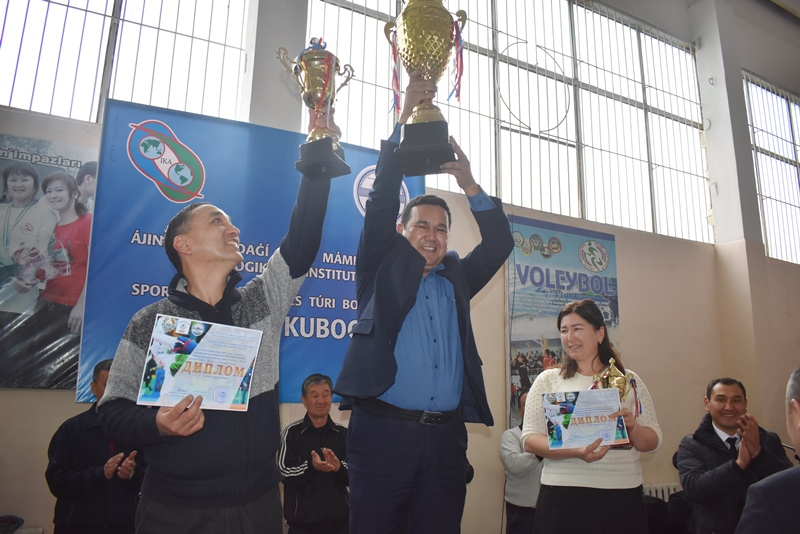 """DSC 0461 - There was held """"Rector's Cup"""" on national wrestling (kurash)"""