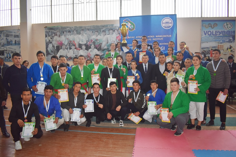 """DSC 0476 - There was held """"Rector's Cup"""" on national wrestling (kurash)"""