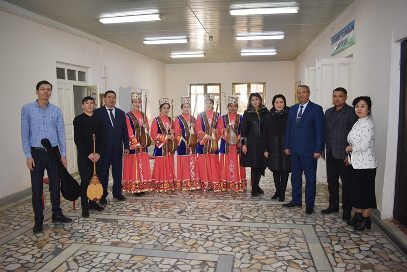 "DSC 0558 - There was signed an agreement on cooperation with a university of Kazakhstan included in the ""TOP-500"""