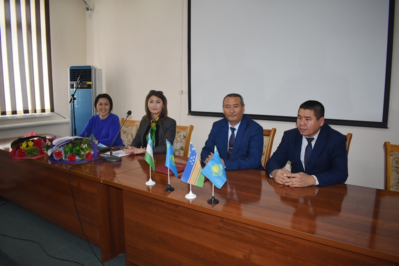 "DSC 0560 - There was signed an agreement on cooperation with a university of Kazakhstan included in the ""TOP-500"""
