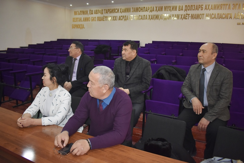 "DSC 0574 - There was signed an agreement on cooperation with a university of Kazakhstan included in the ""TOP-500"""