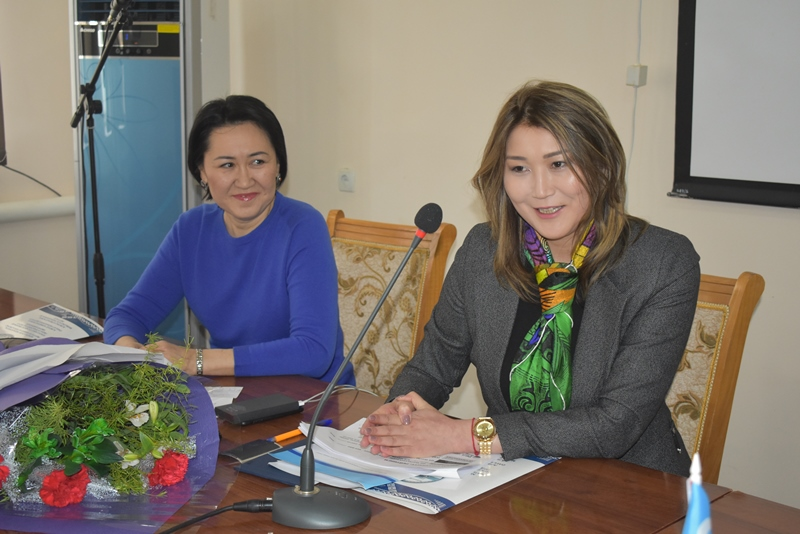 "DSC 0598 - There was signed an agreement on cooperation with a university of Kazakhstan included in the ""TOP-500"""