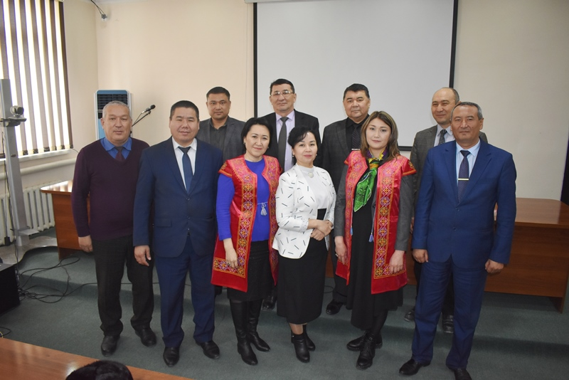 "DSC 0647 - There was signed an agreement on cooperation with a university of Kazakhstan included in the ""TOP-500"""