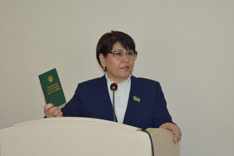 DSC 0414 - Қарақалпақстан Республикасы Конституциясы қабыл етилген сәнеге арналды